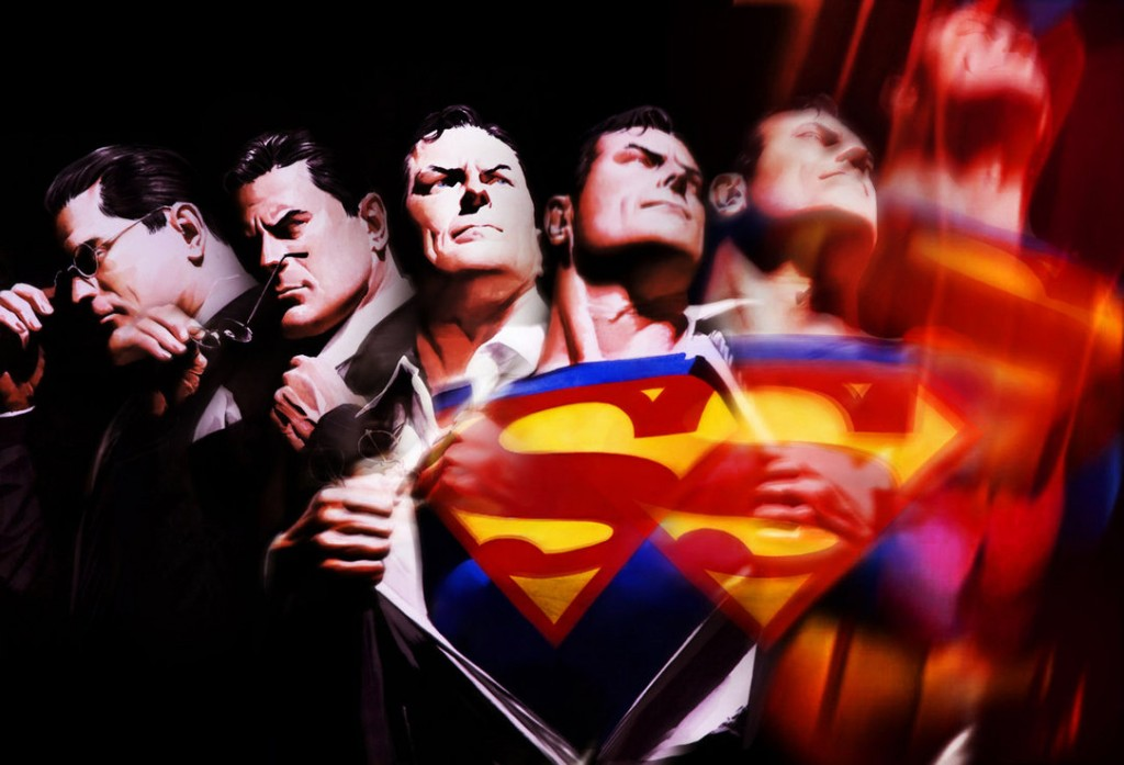 Superman Alex Ross Change